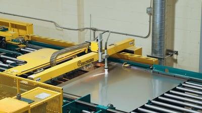 IPI Pro Fabriduct with In-Line Plasma Cutting